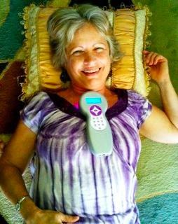 Joy Gardner, Scalar Wave User